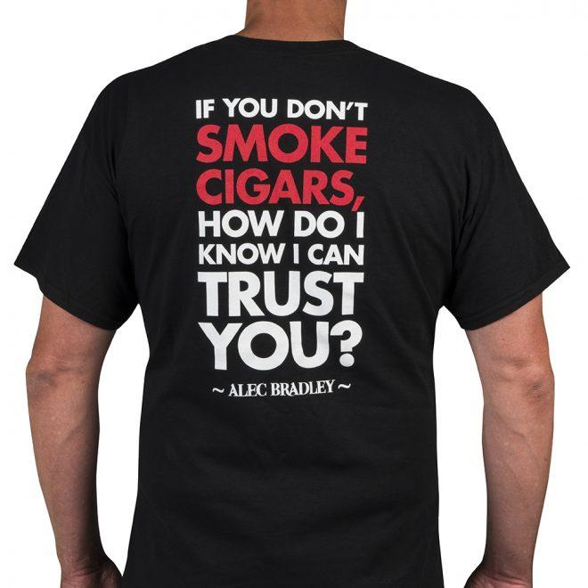 Alec Bradley T-Shirt, Back