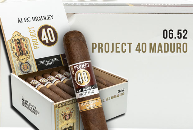 Project 40 Maduro Cigar
