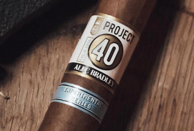 Project 40 Cigar